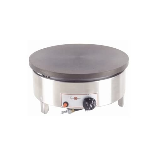 31FTHigkOXL. SS500  - Krampouz Electric Crepe Maker, 3 Kilowatt