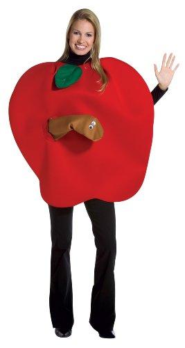 Imagen de rasta  disfraz de manzana para mujer, talla l ras 7095