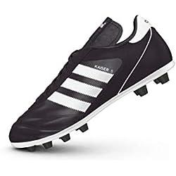 adidas Kaiser 5 Liga, Scarpe da Calcio Uomo, Nero (Black/Ftwr White/Red Black/Ftwr White/Red), 42 EU