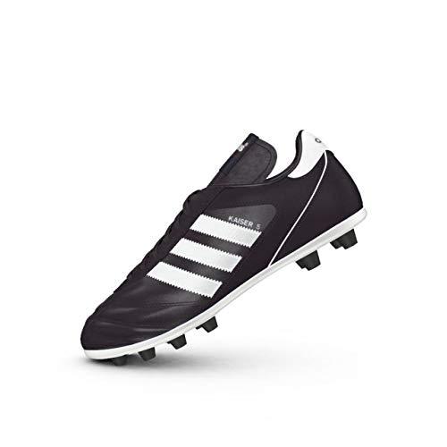 adidas Herren Kaiser 5 Liga Fußballschuhe, Schwarz (Black/Running White FTW), 42 EU