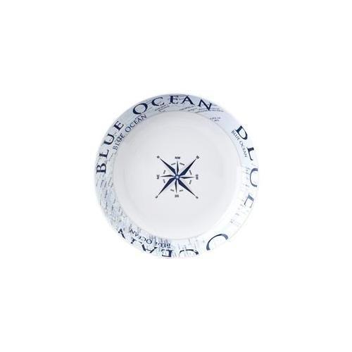 Brunner Blue Ocean Suppenteller Ocean Blue Teller