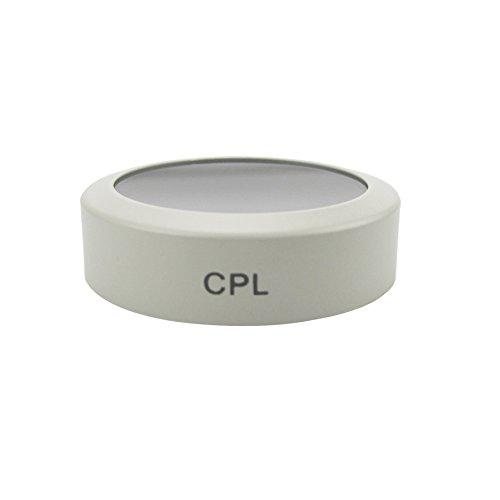 PENIVO Drohnen Filter, Polarisationsfilter polfilter CPL Filter für DJI Phantom 4 Pro/Advanced Schützen Sie Kamera Objektiv Filters (Nicht für DJI Phantom 4)