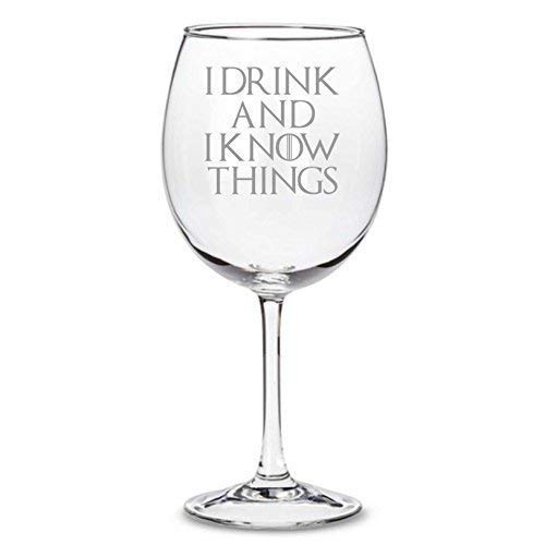 """Copa """"I drink and I Know things"""