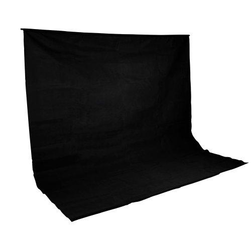 Lightfox Stoffhintergrund Fotostudio Leinwand für Hintergrundsysteme und professionellen Fotografien in diversen Farben und Größen