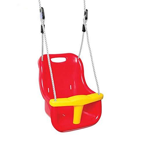 Home+Swing Chair Schaukel 3-In-1 Indoor Outdoor Safe Gesunde Schaukel Für Kinder Spielzeug Für Kinder Baby High Back Pe Kunststoffkorb Spaß Verrückte Spiele