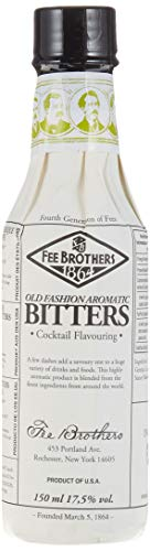 Fee Brothers Old Fashioned Bitters Absinth (1 x 0.15 l) - Brothers Old Fashioned
