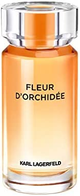 Karl Lagerfeld Fleur D'Orchid Eau De Parfum For Women, 10