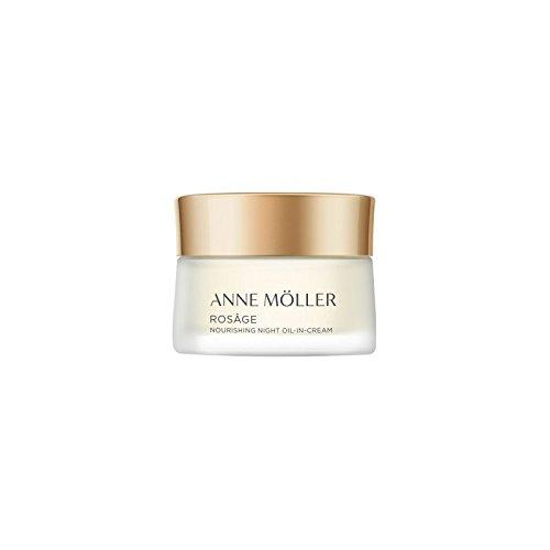 Anne Moller Rosage Aceite Nutritivo Noche - 50 ml