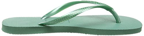 Havaianas Infradito Donna Slim Verde (Green Tea 6616)