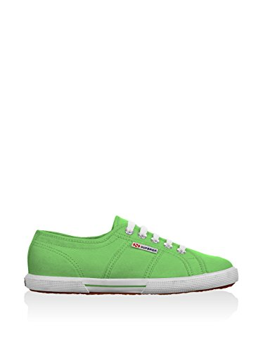 Superga 2950 Cotu, Mocassins Adulte Mixte Grass Green