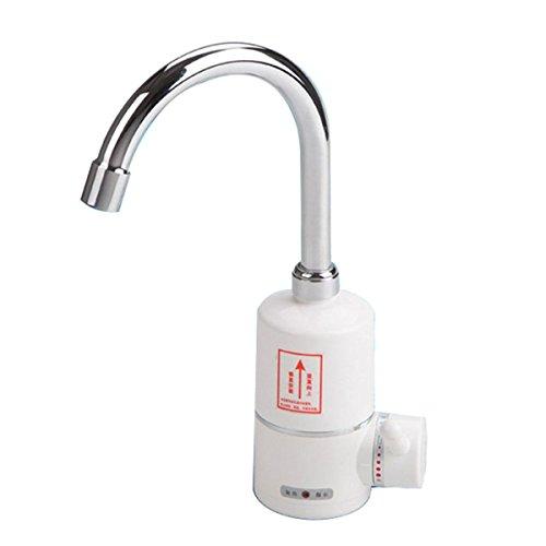 Immediata calda Acqua di rubinetto senza serbatoio a doppia calda e riscaldamento acqua fredda rubinetto elettrico elettrico rubinetto della cucina istantaneo acqua di riscaldamento del riscaldatore di acqua di riscaldamento doccia , 1