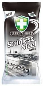 Lingettes Greenshield acier