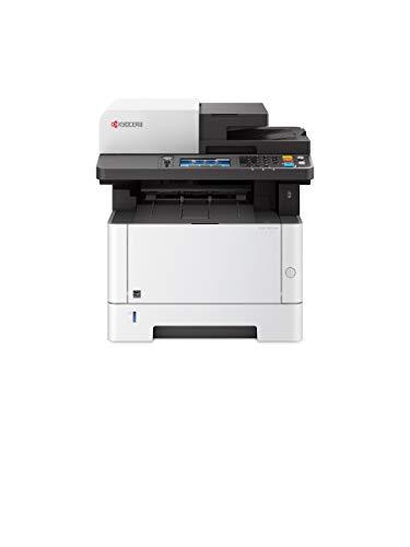 Kyocera Ecosys M2735dw WLAN Multifunktionsdrucker Schwarz-Weiß. Drucken, Kopieren, Scannen, Faxen. Inkl. Mobile-Print-Funktion Laser Mobile