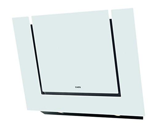AEG X68163WV10 Kaminhaube / 80 cm / Kopffrei / Randabsaugung / weiß