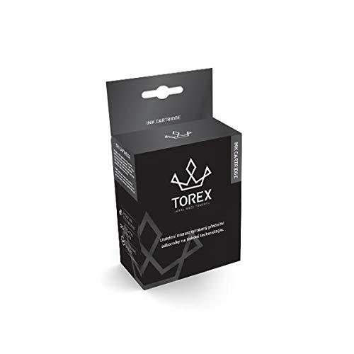 Cx3200 Tintenstrahldrucker (Alternativ TOREX Tinte Epson T040 (C13T040140), schwarz, 18 ml, Exklusiv für Epson Drucker - Hochwertiger Premium Druck für Büro oder zu Hause - Epson Drucker)