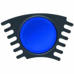 5 x Faber Castell Farbkasten Connector Nachfüllnäpfchen ultramarinblau