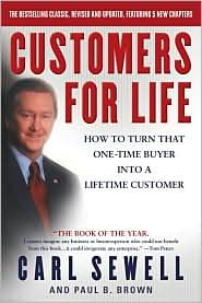 Customers for Life Publisher: Crown Business; Revised edition