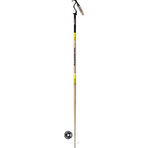 Rossignol - Batons De Ski Electra Bamboo Gris - Mixte - Taille 120 - Gris