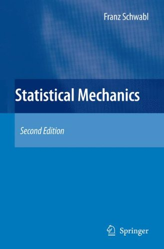 Statistical Mechanics (Advanced Texts in Physics): Second Edition
