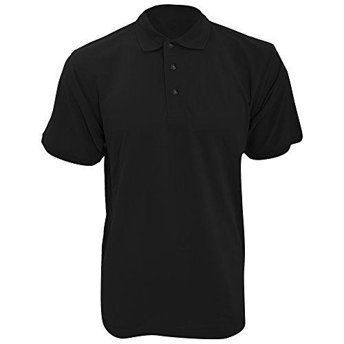 Kustom Kit Workwear Herren Polo-Shirt, Kurzarm Irisches Grün