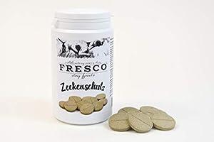 Fresco Dog Plateau de Protection Anti-tiques I 180 g env. 60 pièces