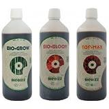 Pack d'engrais Biobizz 1 litre