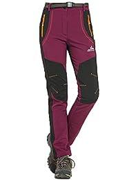Unisex Pantalon Ski De Esqui Mujer Hombre Decathlon Trekking
