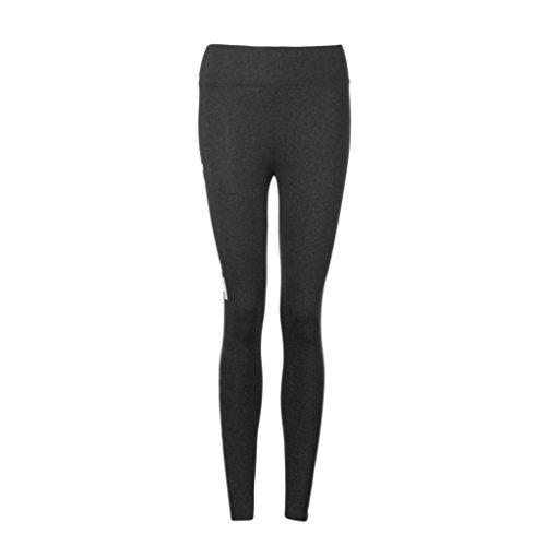 Pantalon de Sports,Tonwalk Femmes Mode Faire des exercices leggings Fitness/Sports/Fonctionnement/Yoga Pantalons athlétiques Gris foncé