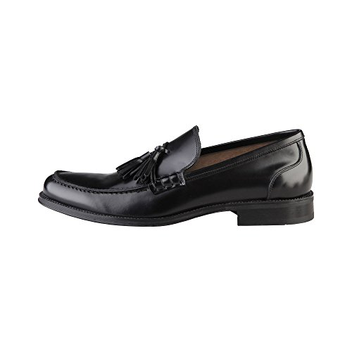 Made In Italia Herren Dorian Loafer Schwarz