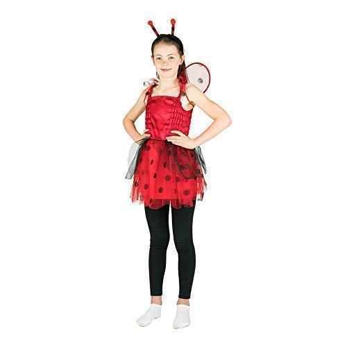 Bodysocks® Marienkäfer kostume für Mädchen (3-4 Jahre)