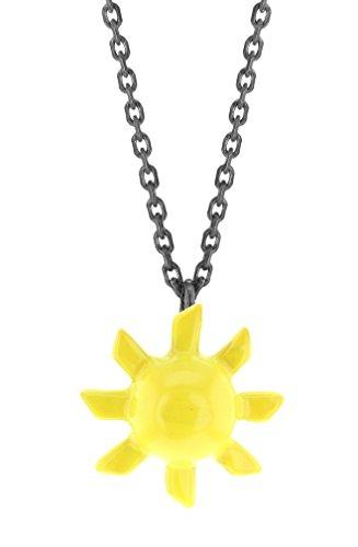 solange-azagury-partridge-limited-edition-silver-laquer-sunshine-pendant-on-a-oxidised-silver-chain-