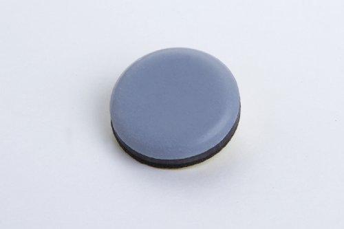 self-adhesive-teflon-furniture-leg-pad-floor-protector-25-mm-grey-set-of-4