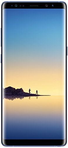 Samsung Note 8 Smartphone (16.05 cm (6,3 Zoll) Dual Edge Display, 64 GB Speicher)