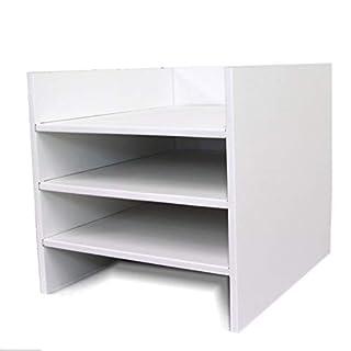 Seefalke Design Einsatz für Das IKEA-Kallax-Regal - Unterteilung in mehrere Fächer - optimale Ausnutzung - Aufbewahrung Sortierfach Ablagefach Unterteilung (Unterteilung in 4 Fächer)