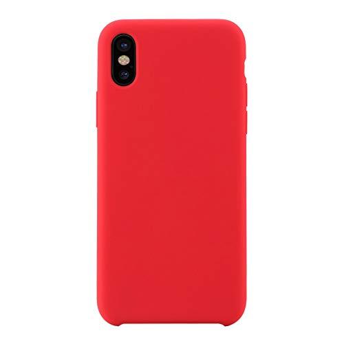 Caler Hülle Kompatibel mit OnePlus 6 Hülle | Wie das Original nur Besser | Mattierte TPU Ultra-Dünne Stylische Handyhülle Schutzhülle Bumper Case Silikon Schutz vor Stoßfest Scratch Cover