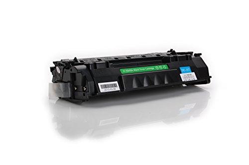 Toner kompatibel zu HP 49A Q5949A | Schwarz für ca. 2500 Seiten | ersetzt Toner für HP LaserJet 1160 1320 3390 3392 P2014 P2014N P2015 P2015D P2015N P2015DN P2015X M2727NF M2727nfs MFP Canon LBP3300