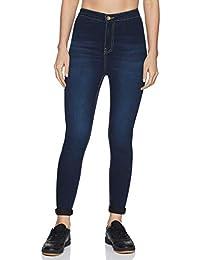 Amazon Brand - Symbol Women's Skinny Fit Jeans