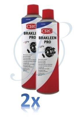 CRC Brakleen PRO Bremsenreiniger 2er BUNDLE