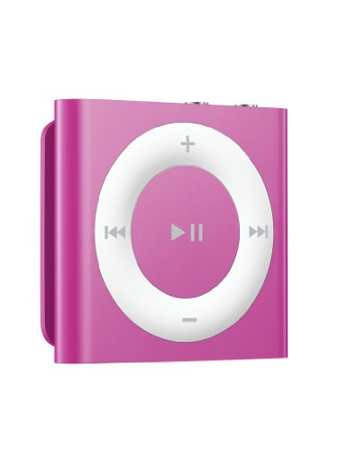 Apple iPod shuffle 2 GB MP3-Player (Modell 2010/11) pink