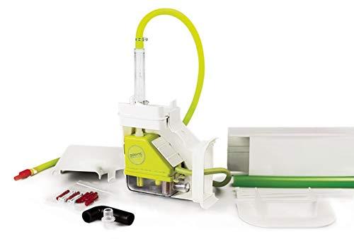 silent+ Mini Lime   Kondensatpumpe für Klimaanlagen im BBJ Kanal weiß FP3320   MS-955 -