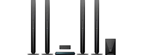 Sony BDV-E6100 5.1 Blu-ray Heimkinosystem (1000 Watt, 3D, WLAN, Bluetooth, Smart TV, NFC) schwarz - 2