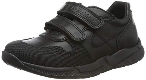 Pablosky 714410, Zapatillas Unisex niño, Negro Negro Negro, 38 EU