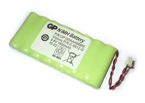 Visonic - Batterie centrale d'alarme PowerMax Pro