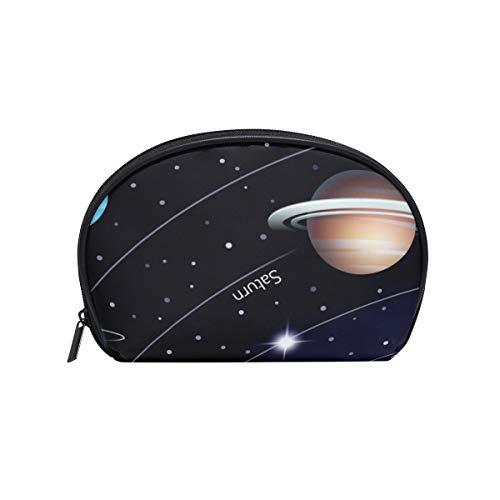 Make-up Kosmetiktasche Art Sun Universe Galaxy Solar System mit Reißverschluss -