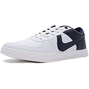 Arr Fashions White Synthetic Mens' Casual Shoes