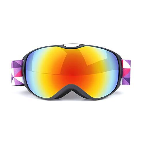 MaxAst Sonnenbrille Motorrad Brille Selbsttönend Nachtfahrbrille Motorrad Multicolor
