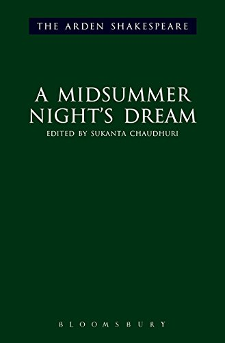 A Midsummer Night's Dream (The Arden Shakespeare Third Series)