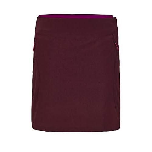 31FVSqmbIfL. SS500  - killtec Women's Lyola Functional Skirt with Removable Inner Trousers