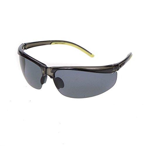 Speedo Herren Herren Damen Damen Sport Wrap Radfahren Sprint Sonnenbrille mit Etui