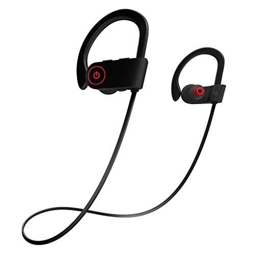 Nowear Sport Bluetooth 4.1 Stereo Headset hängend Ohr-Haken-drahtlose Kopfhörer-Lauf Kopfhörer-Kopfhörer (Stereo-ohr-haken-bluetooth-headset)